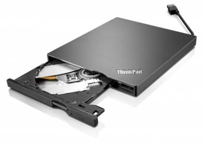 ThinkPad Ultraslim USB DVD Burner (4XA0E97775)