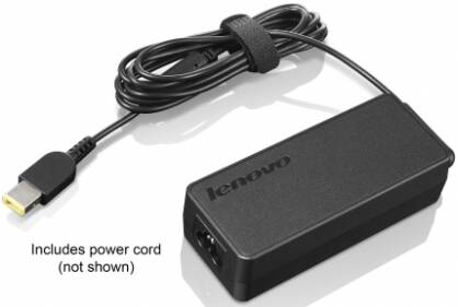 Zasilacz Lenovo ThinkPad 65W AC Adapter - slim tip EU (0B47484)